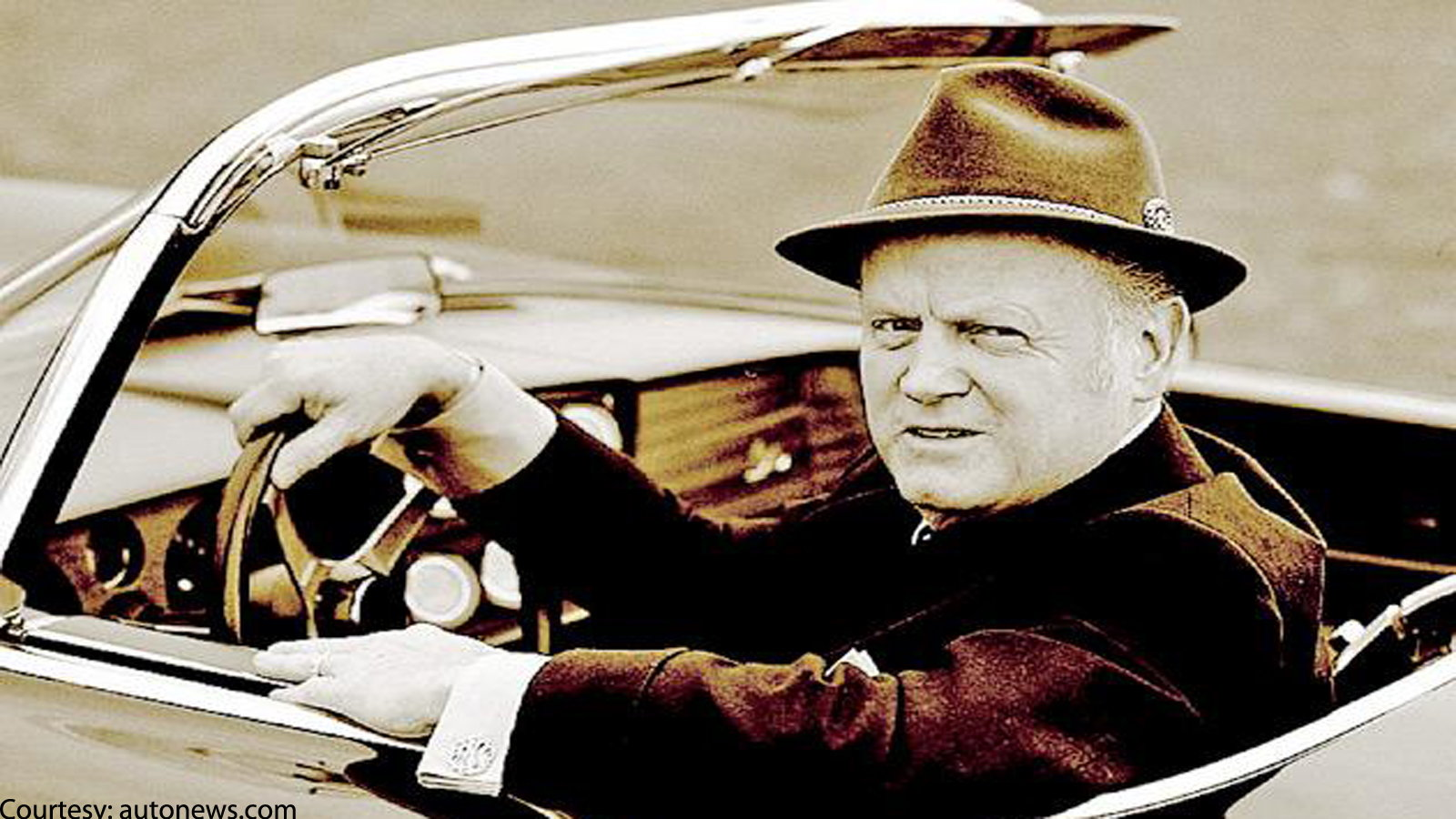 Corvettes Second Chief Designer