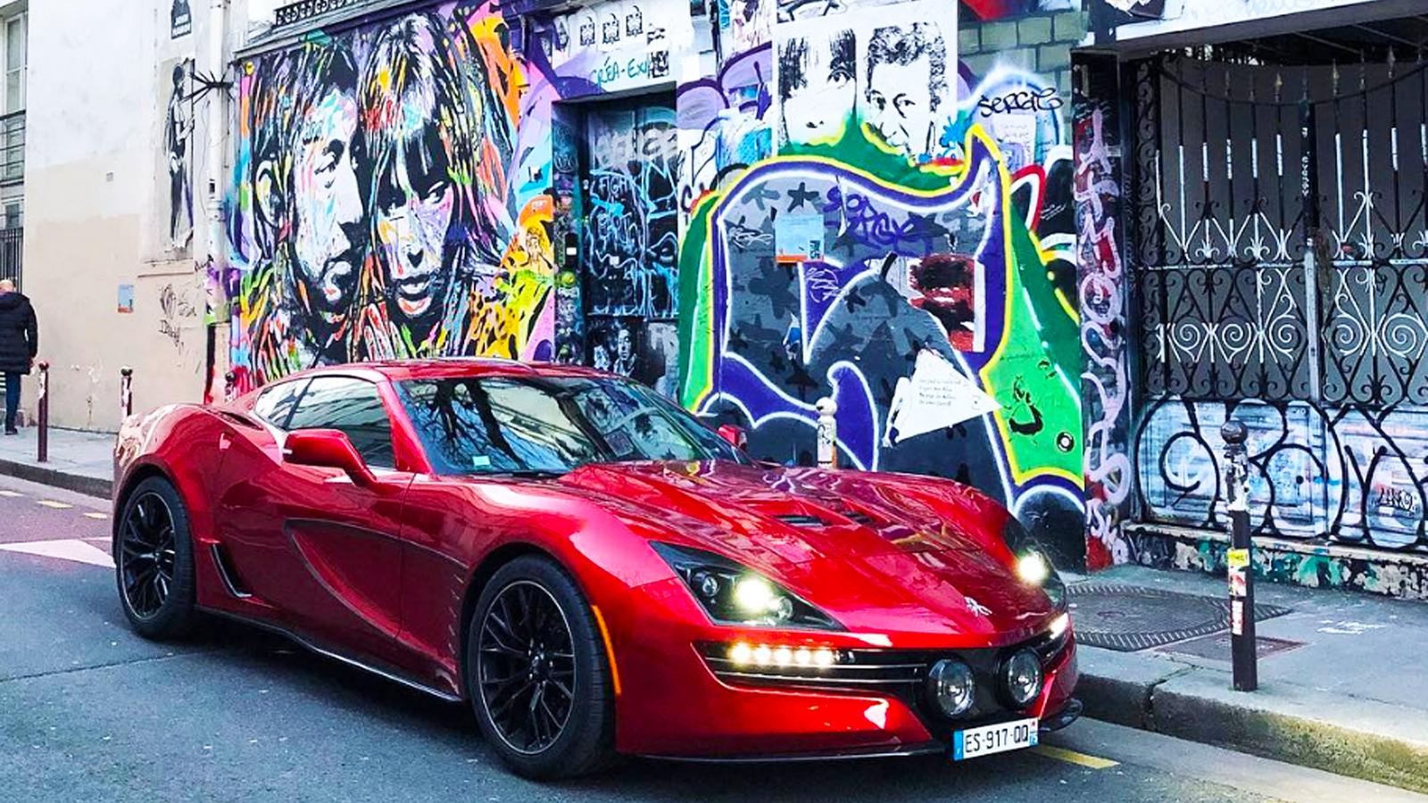 Equus Automotive Creates Throwback Corvette