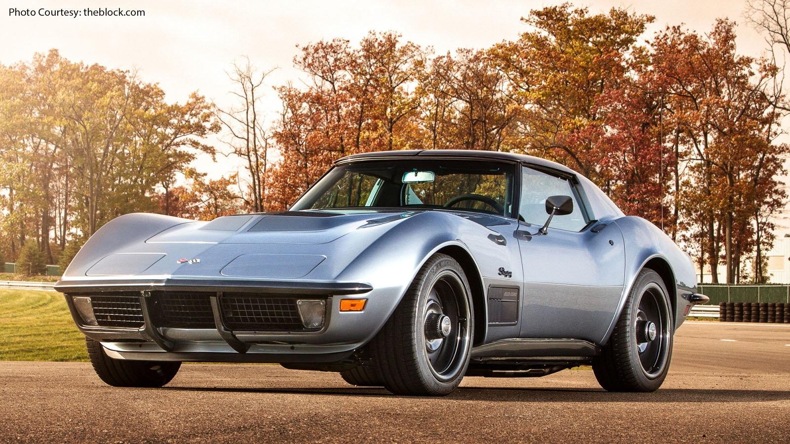 1971 Corvette Concept