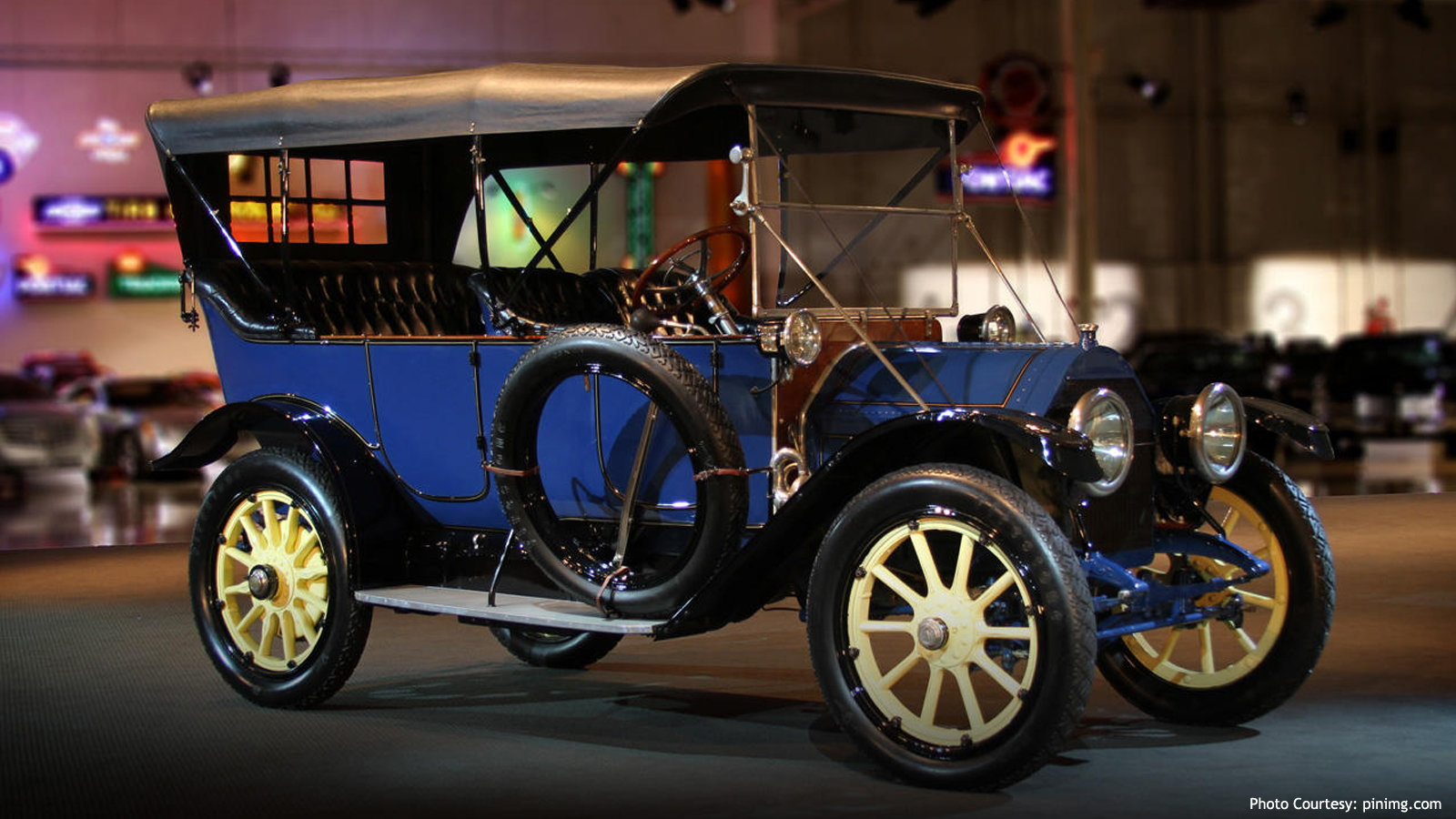 1912 Hudson Model 33