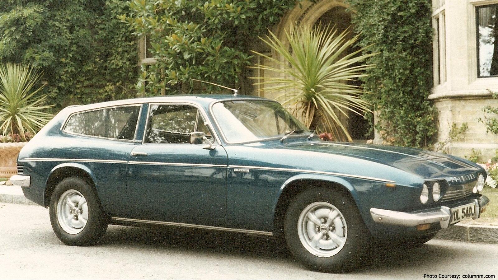 1968 Reliant Scimitar GTE