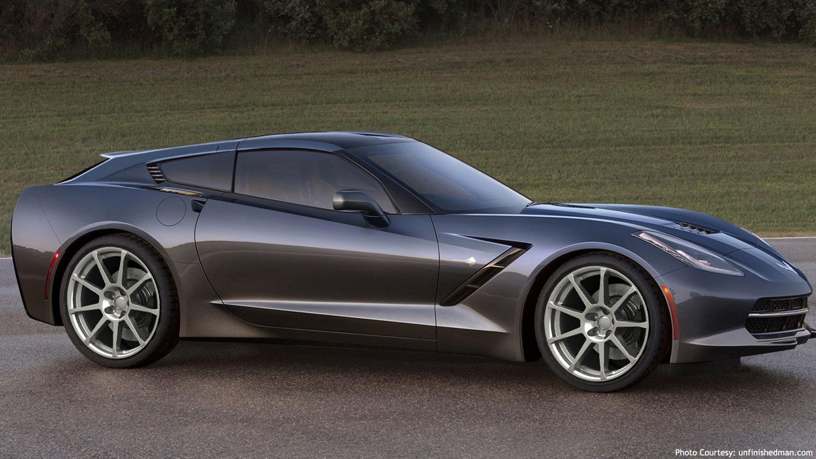 2016 Corvette Aerowagon