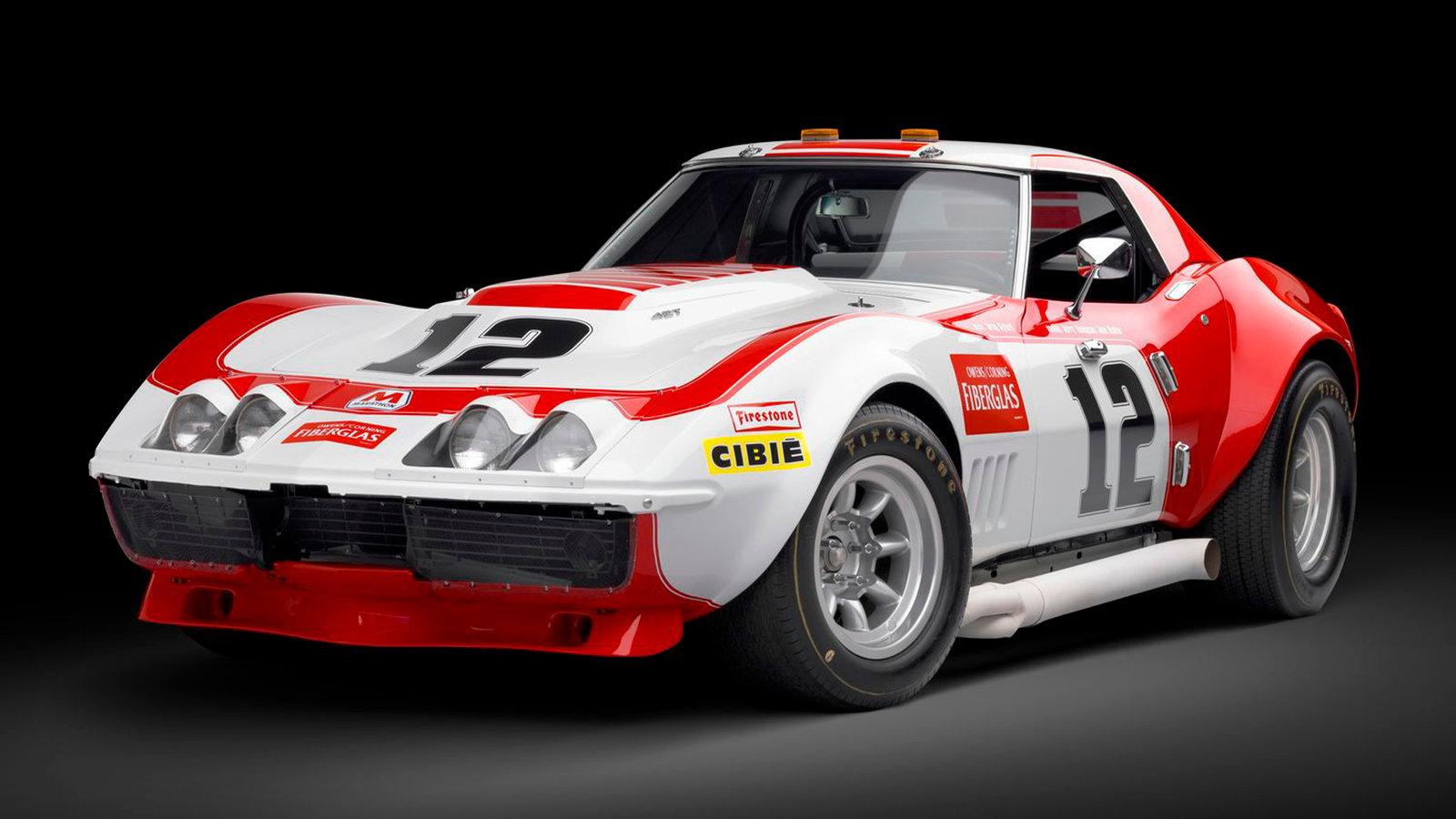 1968 Owens Corning Corvette