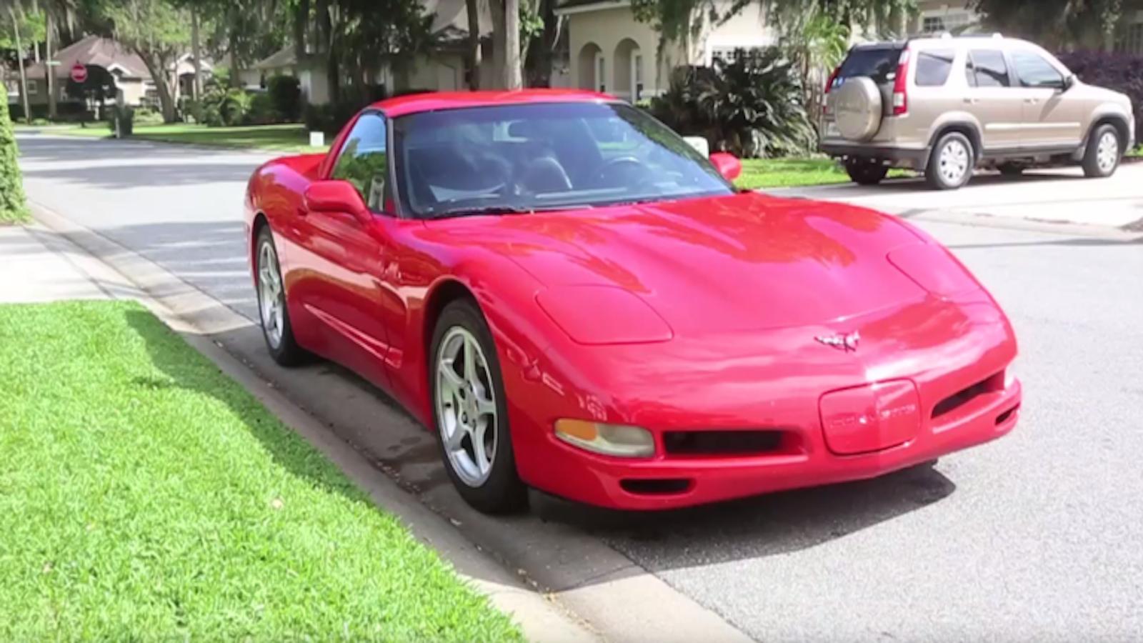 Mark's 2000 Corvette
