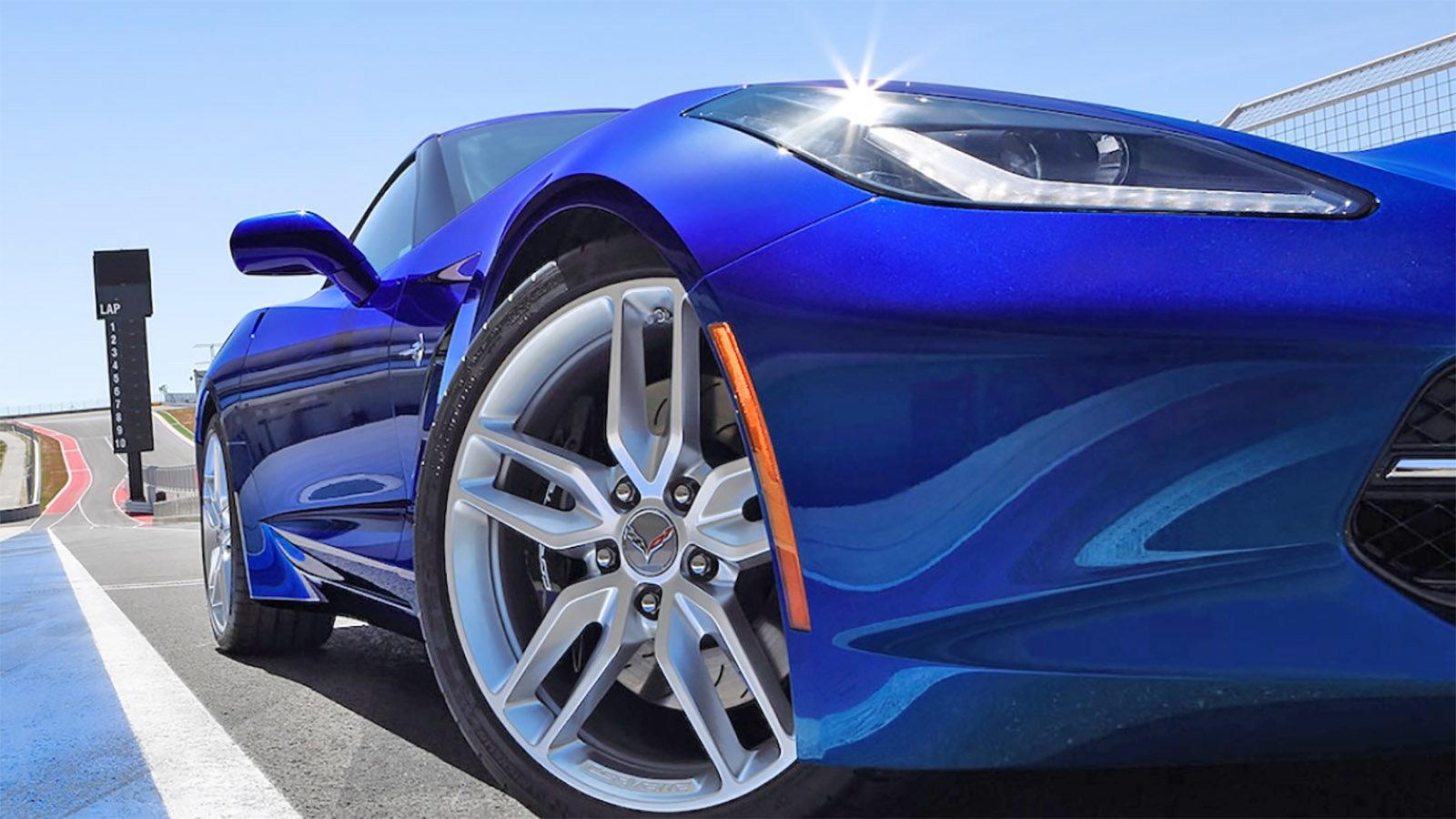 New Elkhart lake Blue Metallic Color for 2019