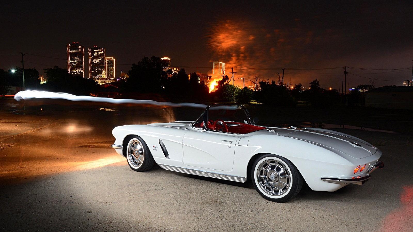 62 Corvette Got More than a Restoration
