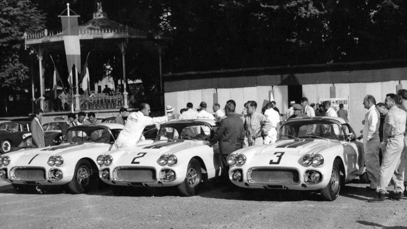 Whatever happened to the LeMans Corvettes from 1960?