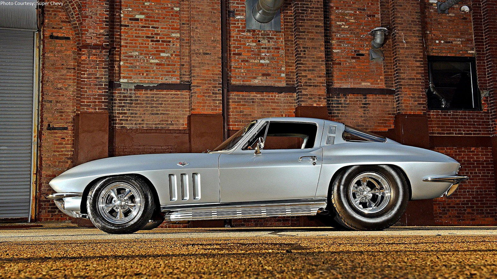 Pro Street Corvette: C2's Greatest Hits
