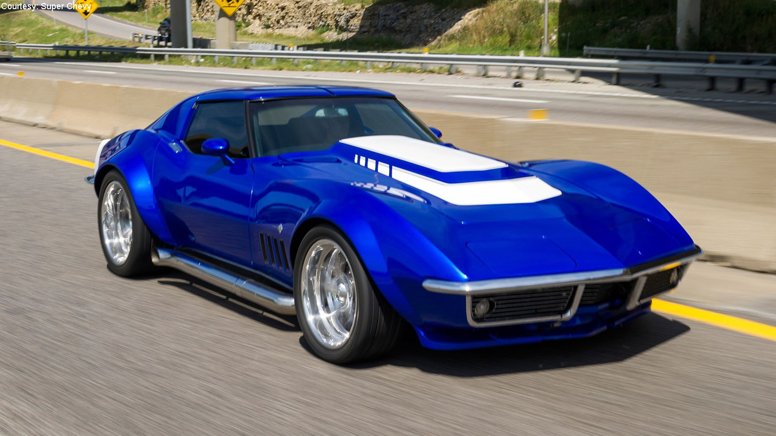 1969 'Vette earns its Keep with an LS Makeover
