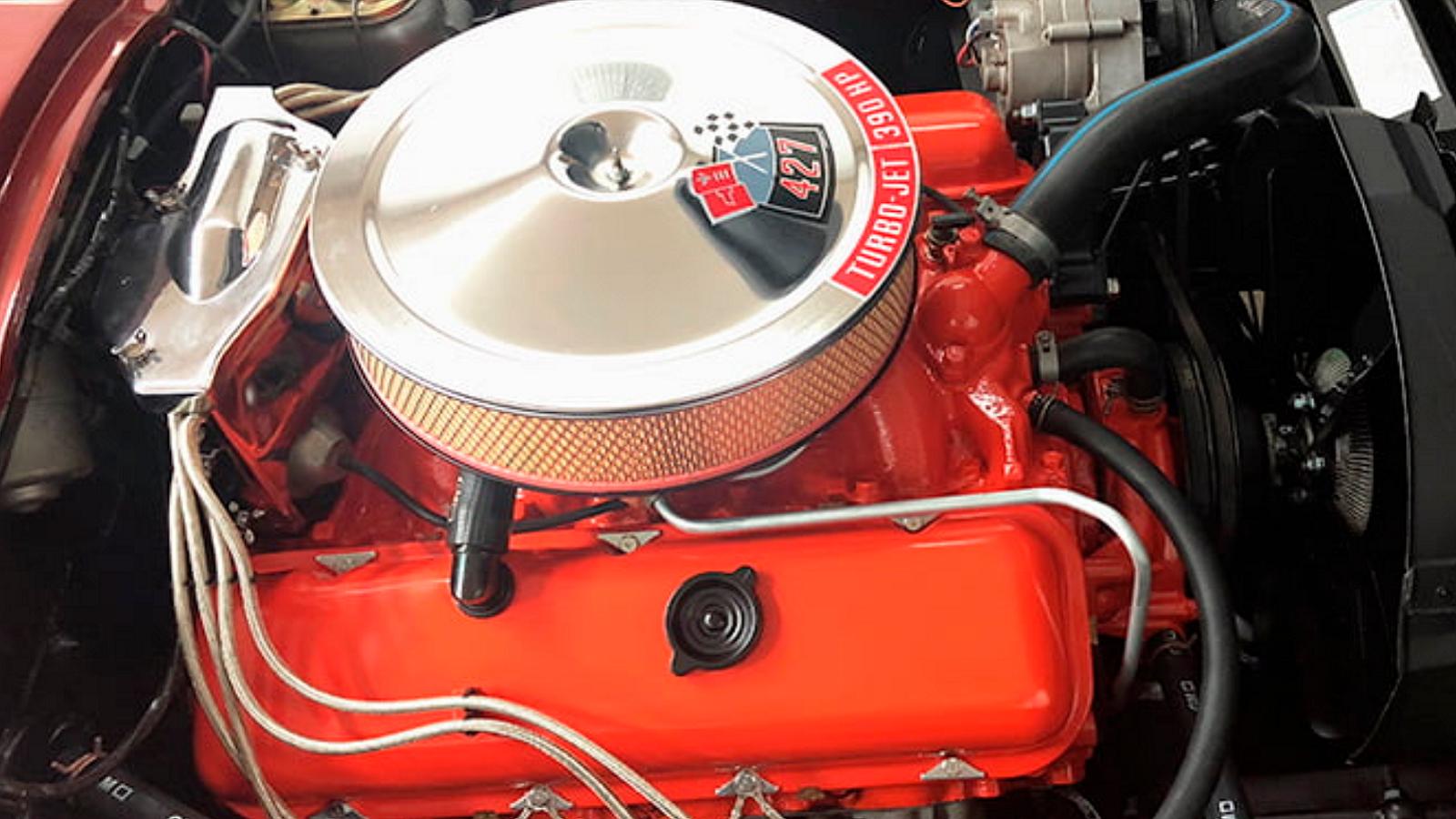 Stunning 1967 Corvette Has Some Tasty Options