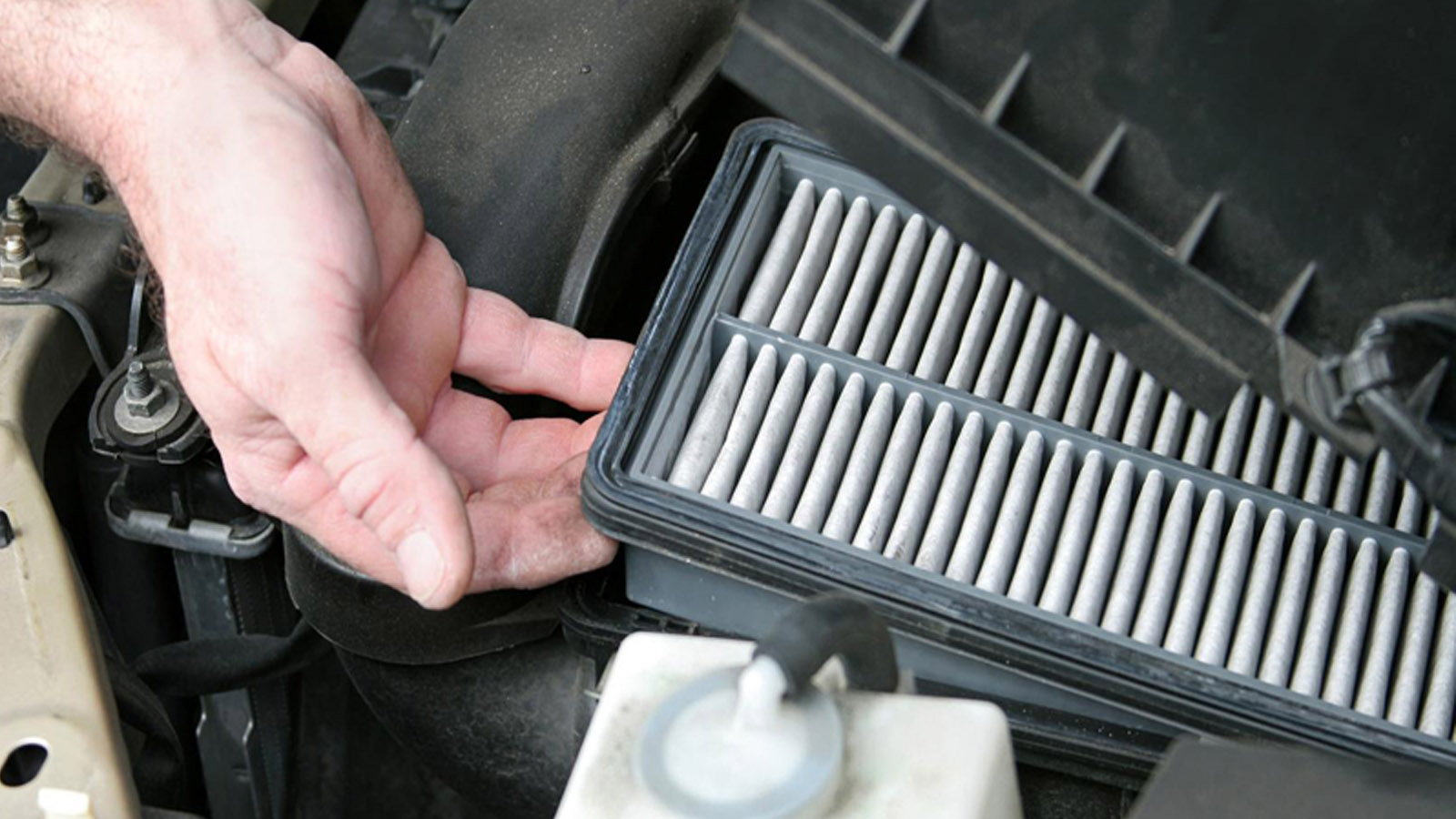 Check Your Engine Air Filter
