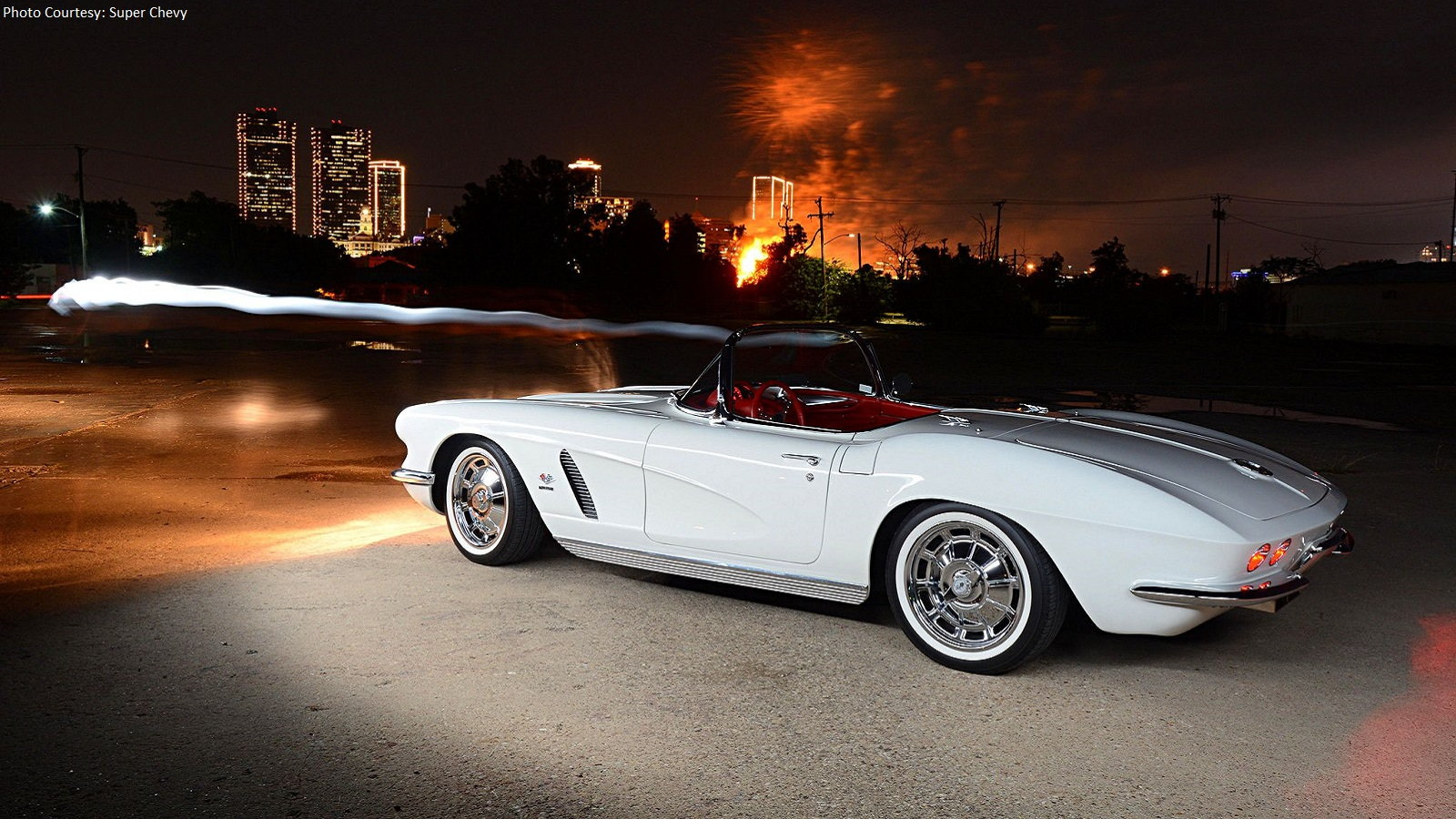 1962 Corvette Was a Secret Restoration