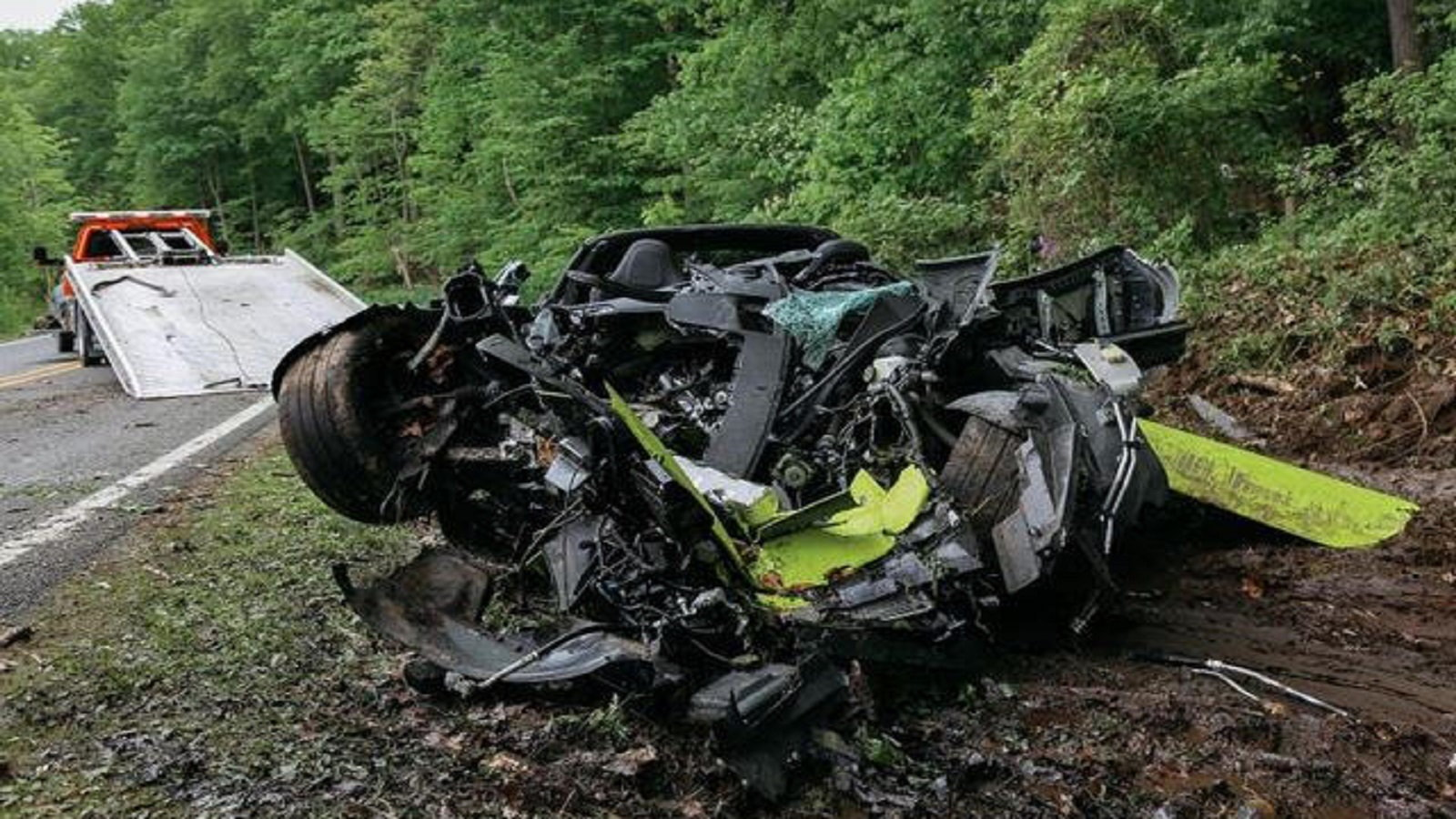Driver of Wrecked C7 Z06 Receives Sentencing