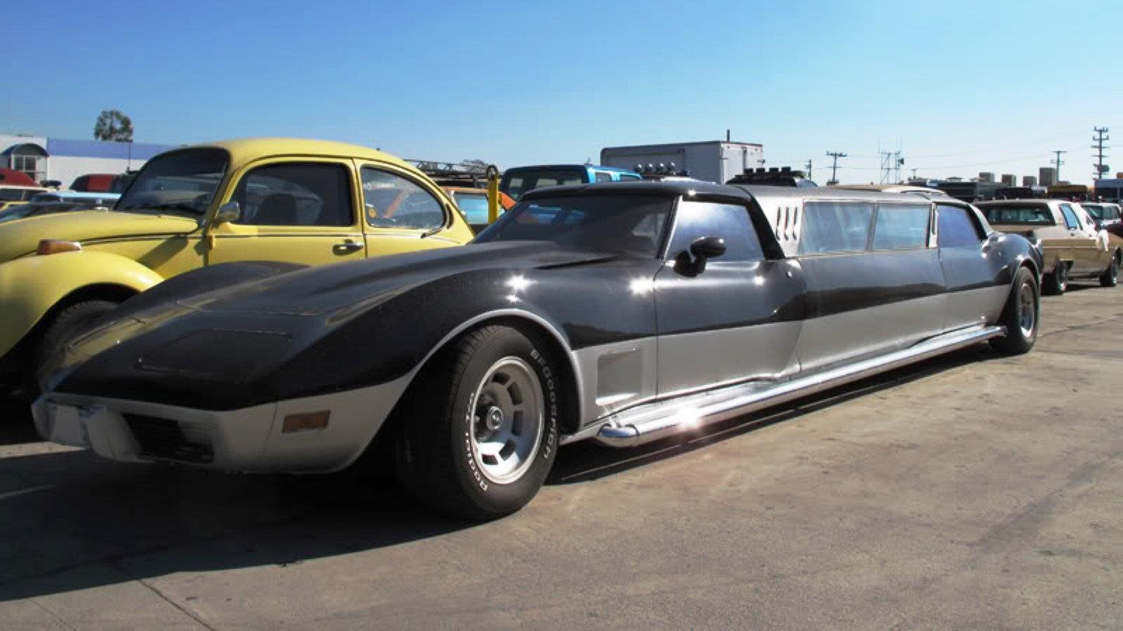 Mystery Men Casanova Frankenstein Corvette