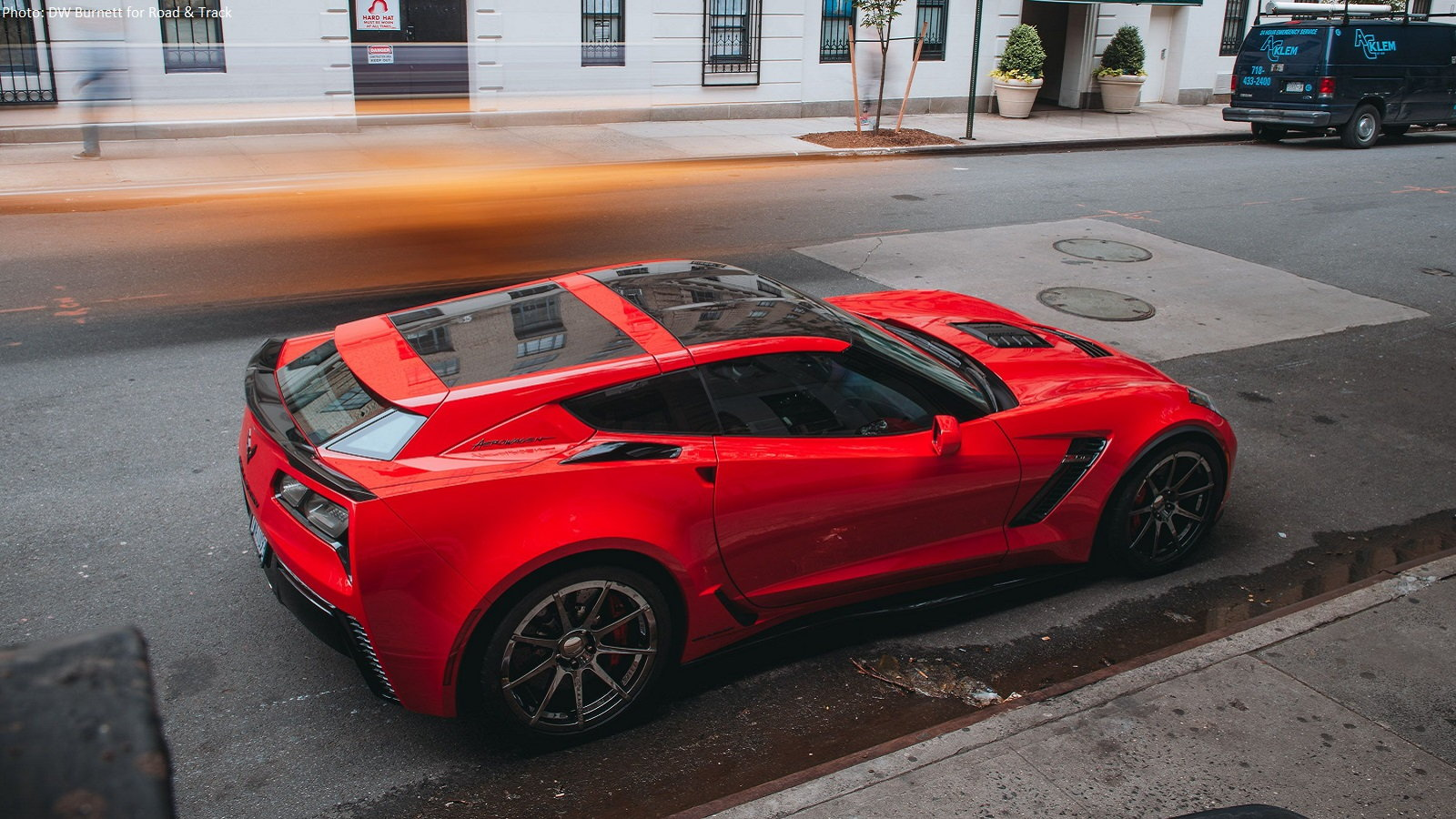 Road and Track Drove the Callaway C7 Z06 Aerowagen