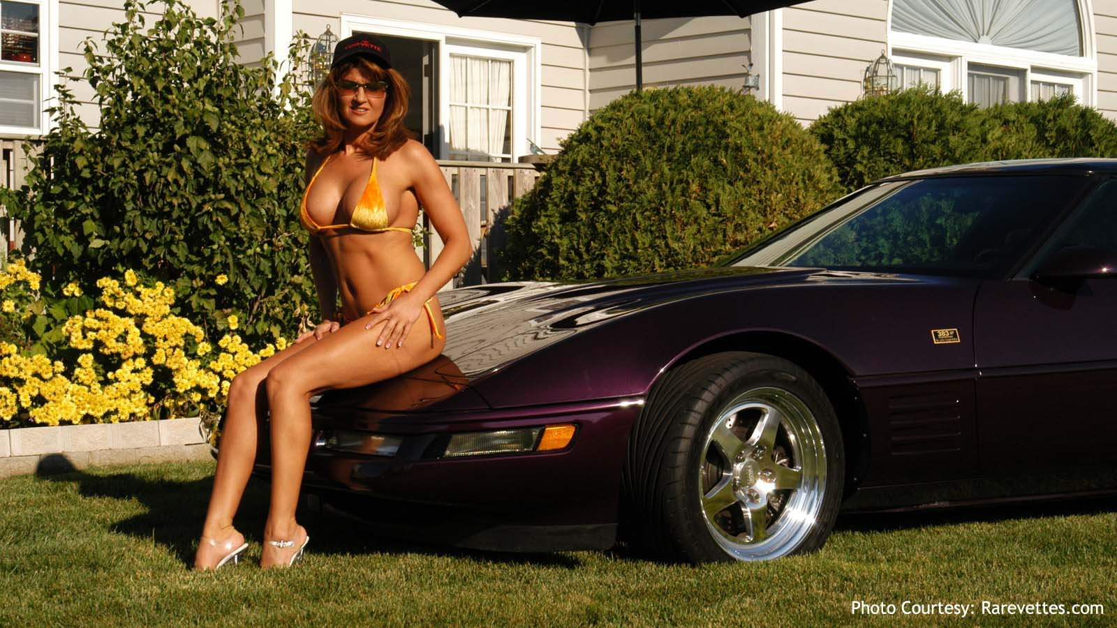 Off-Road Corvette