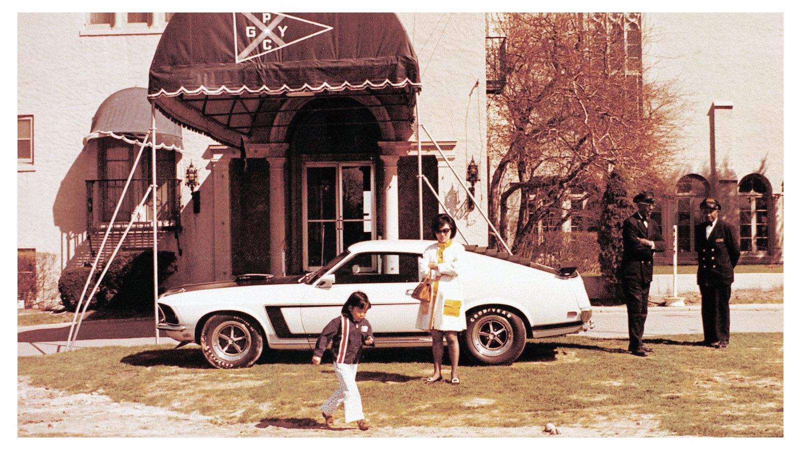 1969-70 Boss 302 Mustang