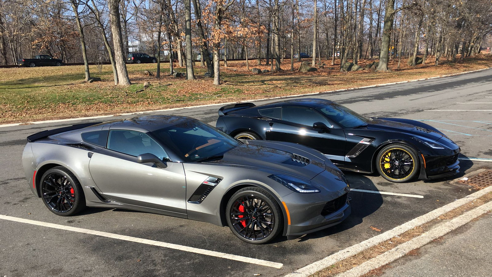 Owners Taking their Corvettes out for Scenic Drives