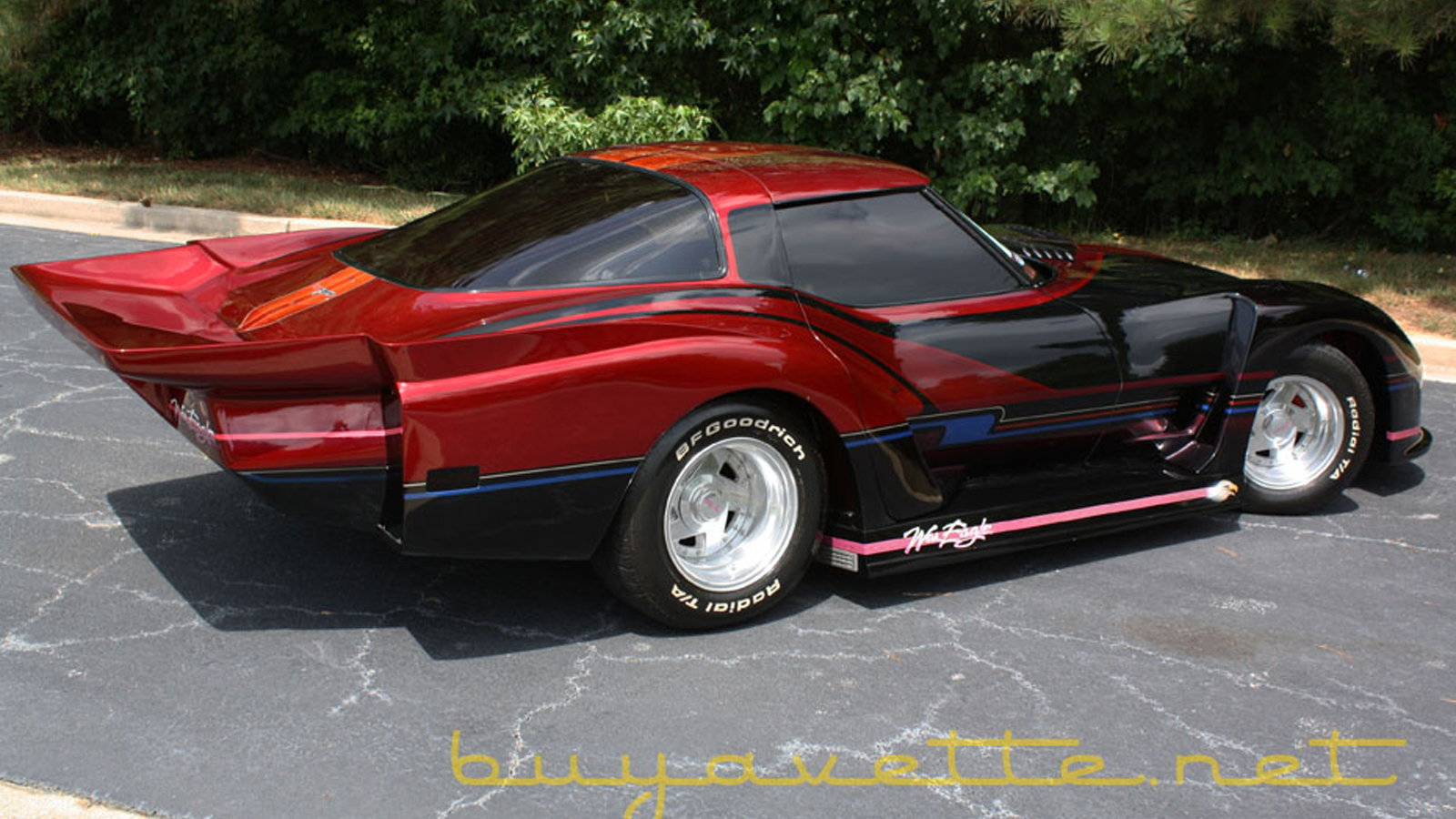 Some C3 Corvettes Became Greenwood Daytona Turbos