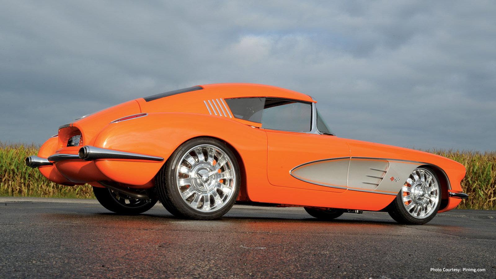 1959 Corvette Fastback