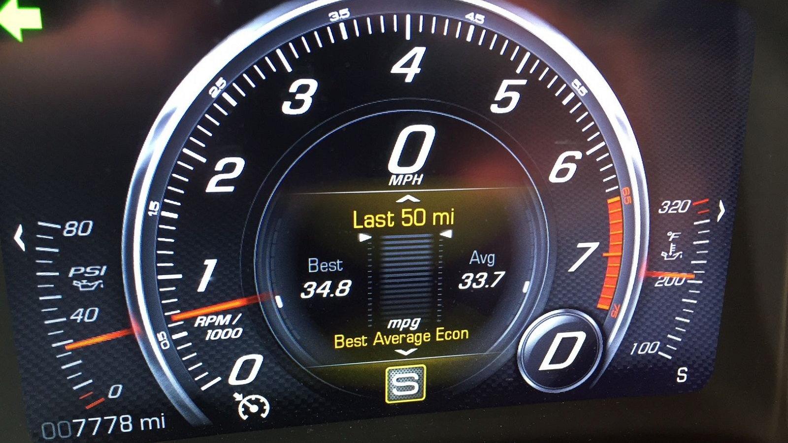 6. The fuel economy
