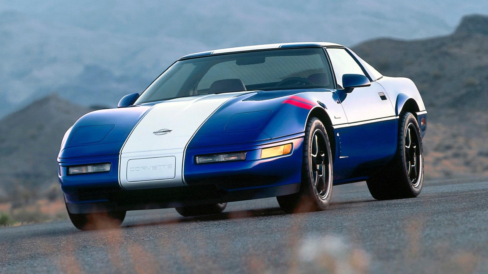 1996: Last of the C4 Corvettes