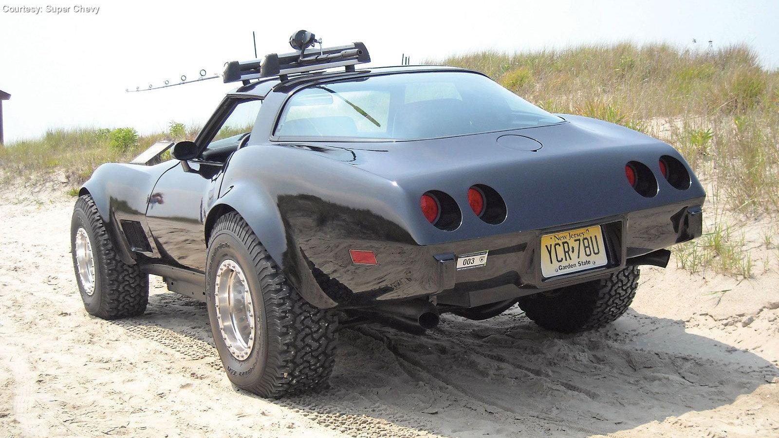 1969 Corvette Beach Buggy Hides a First-Gen Hemi Surprise