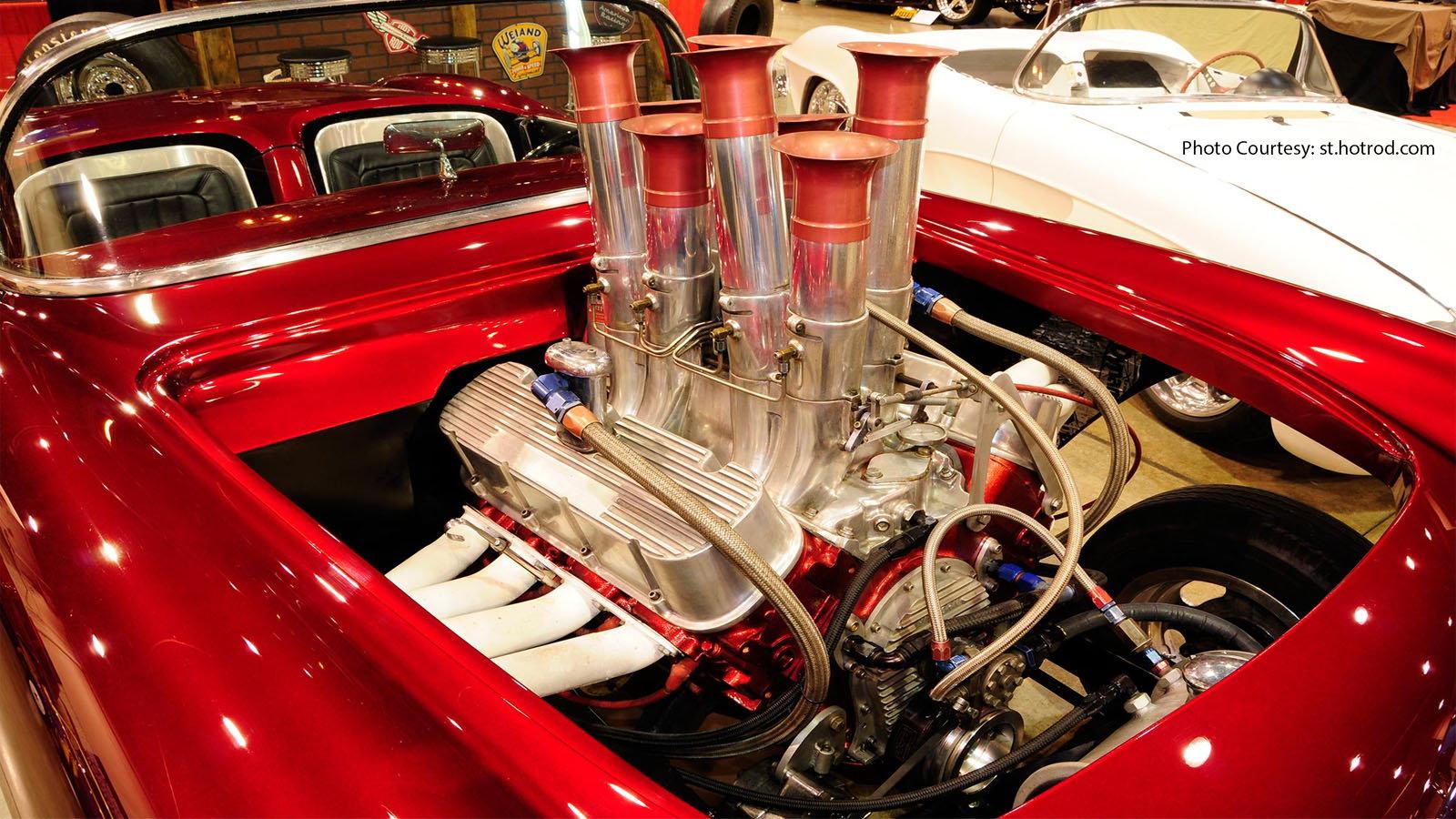 The Heart of the Corvette