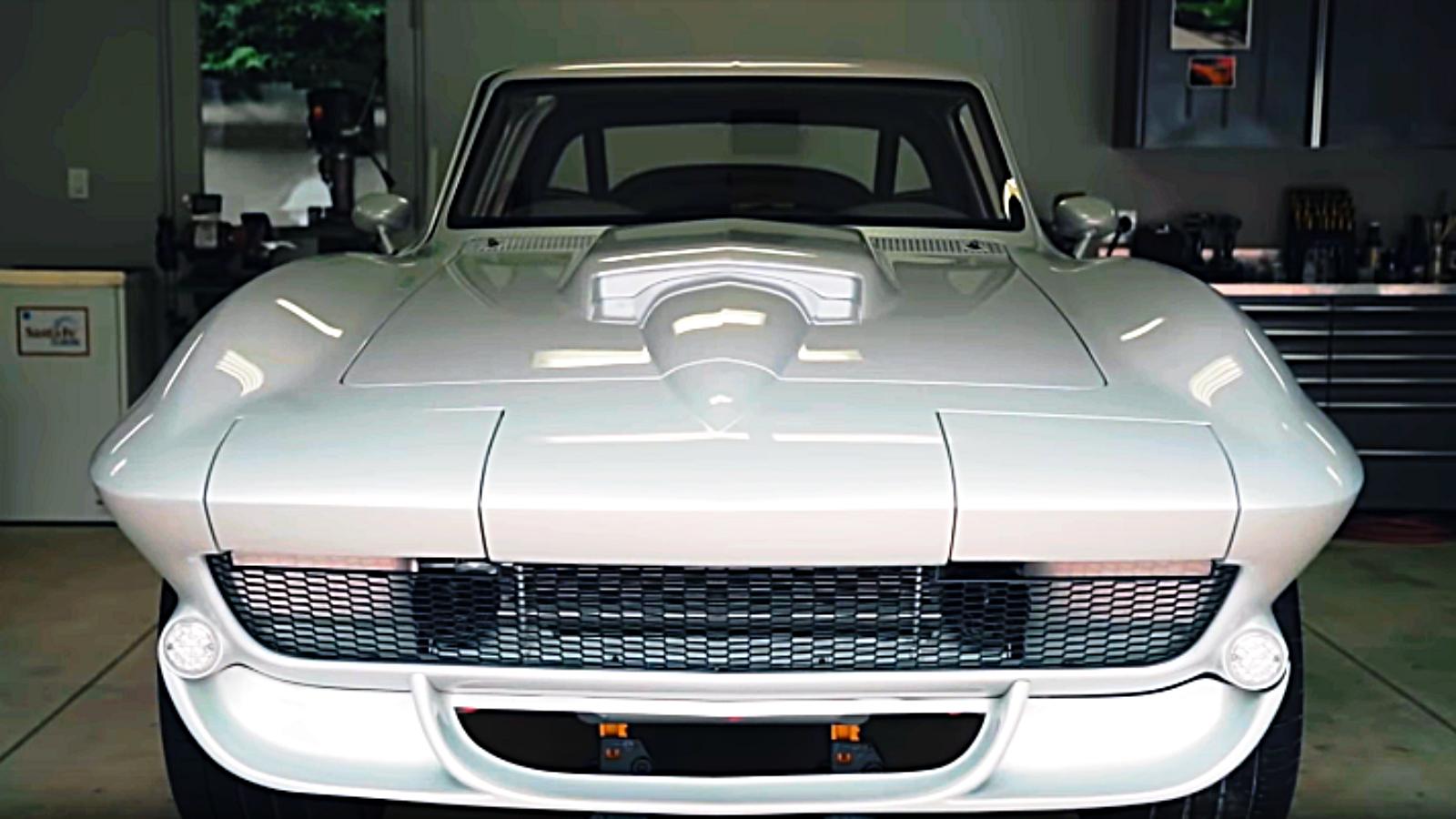 2018 SEMA Battle of the Builders: 1966 Corvette