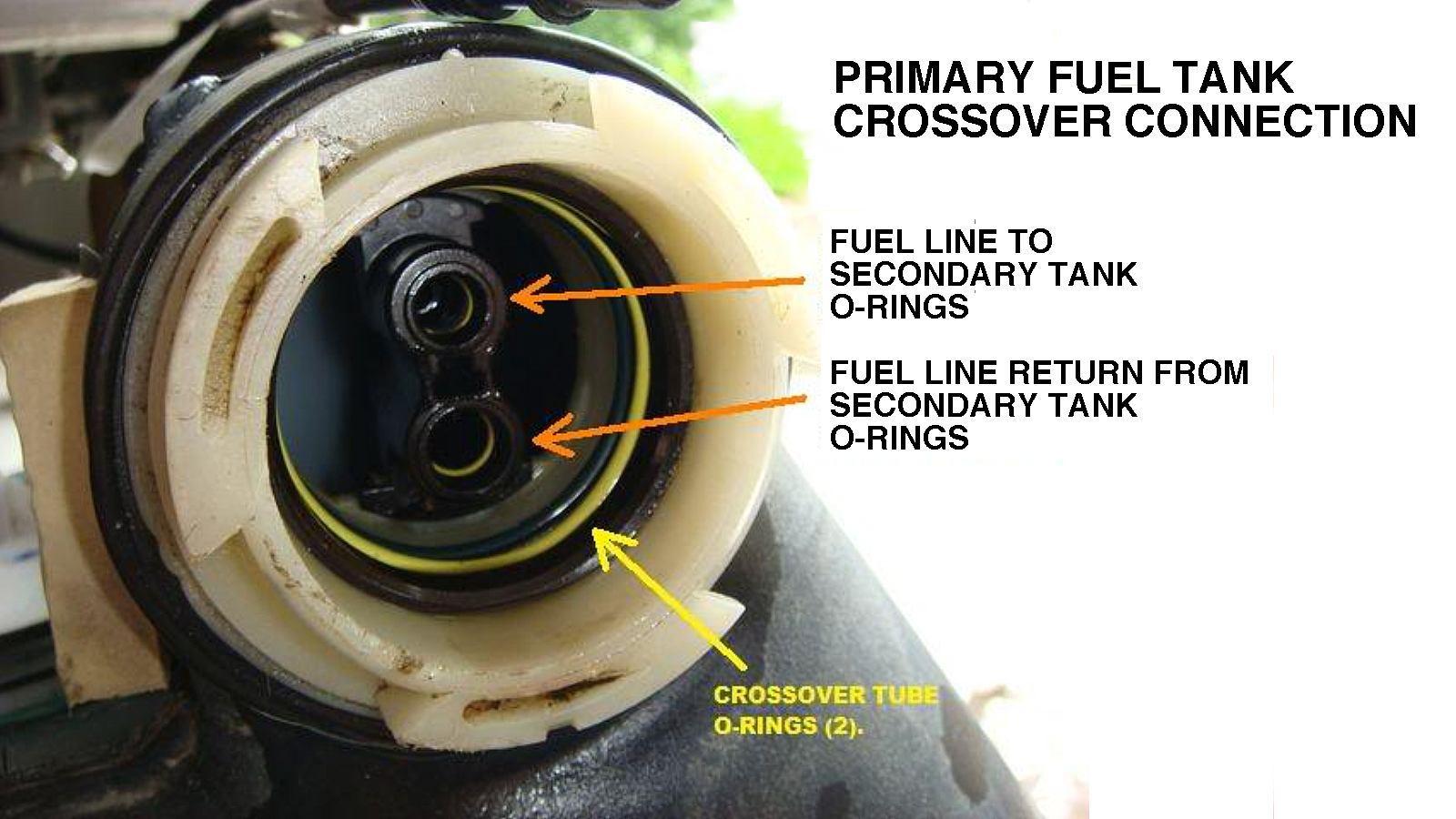 C6 C7 Corvette How To Replace The Fuel Filter Corvetteforum