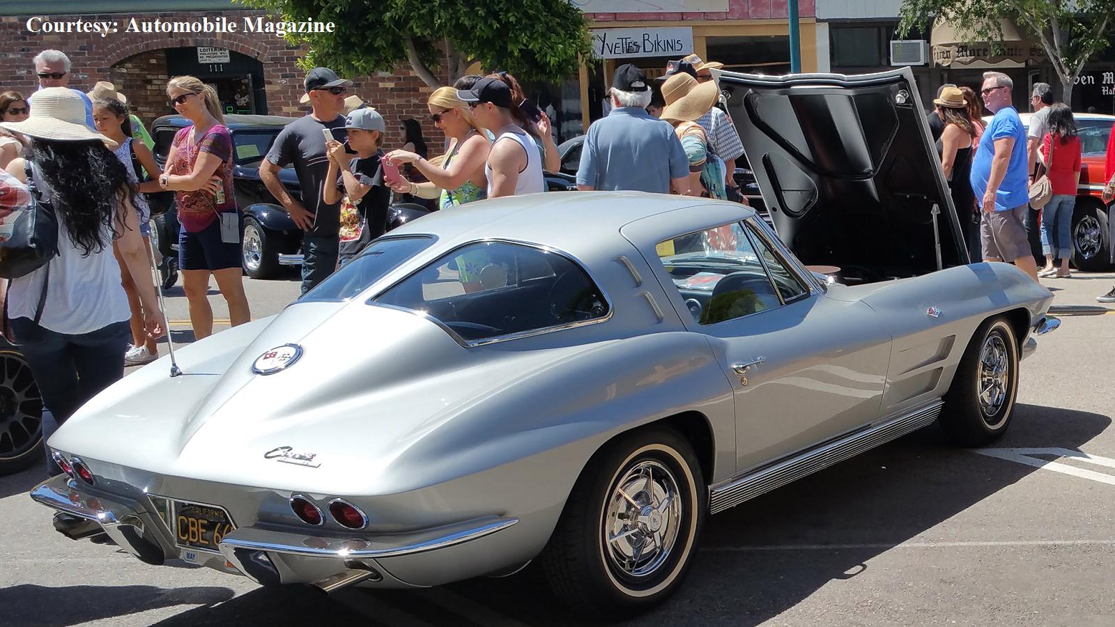 Vintage car meetups