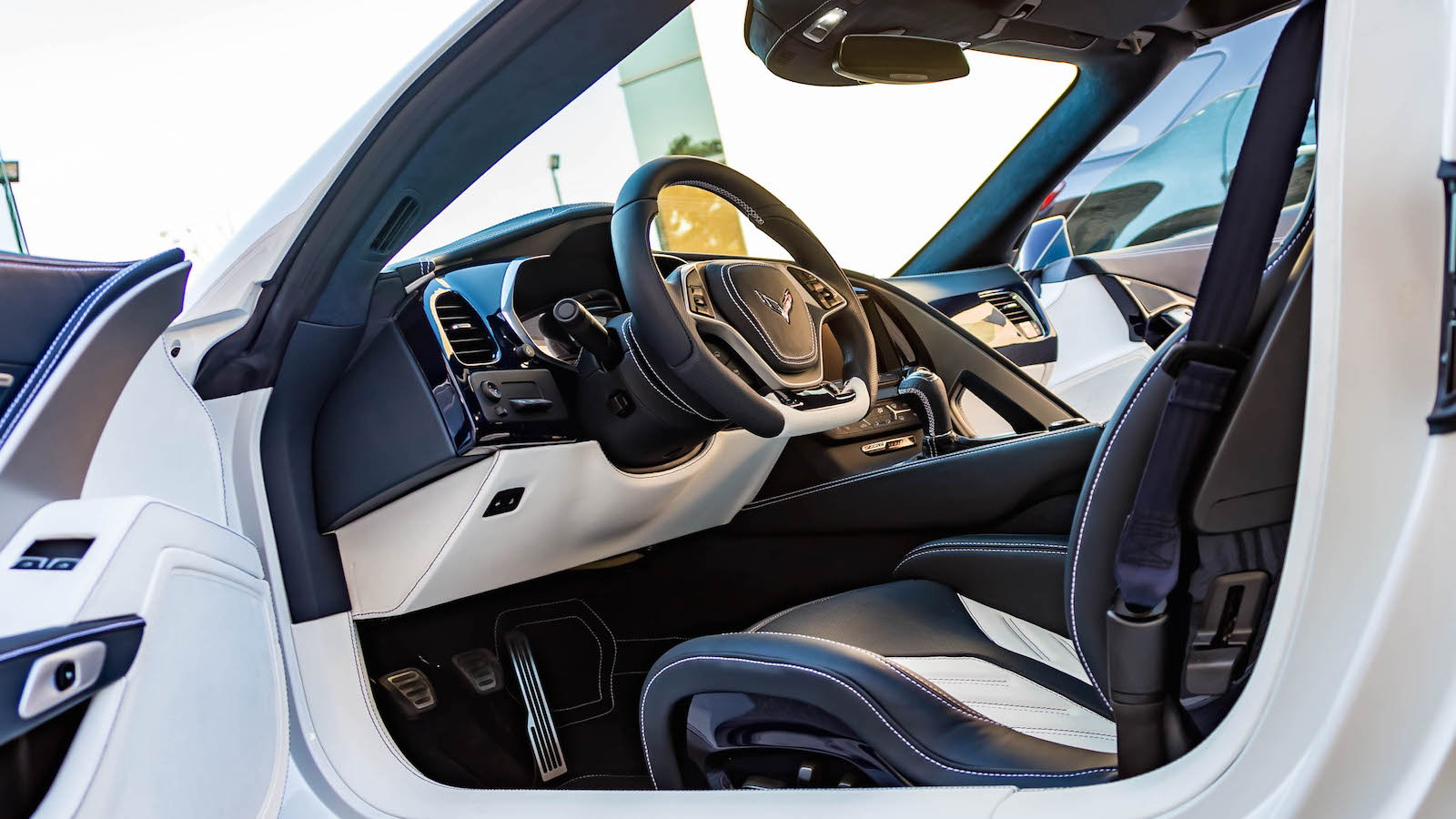 Caravaggio Takes a Crack at New Corvette