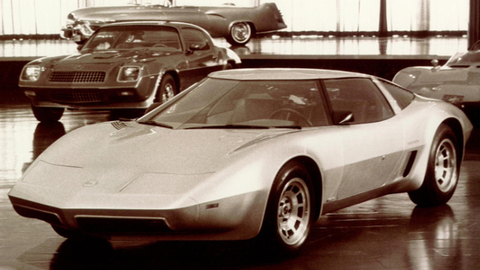 Mid-Engine Corvette Concepts That Never Made It