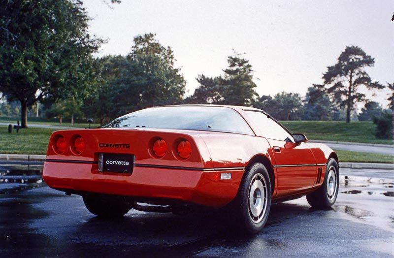 Corvette A on C4 Corvette Body Parts