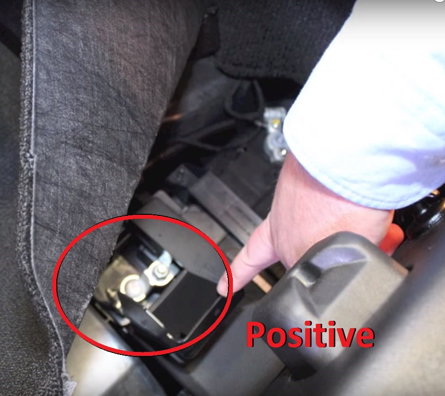 Corvette How To Replace Battery Corvetteforum