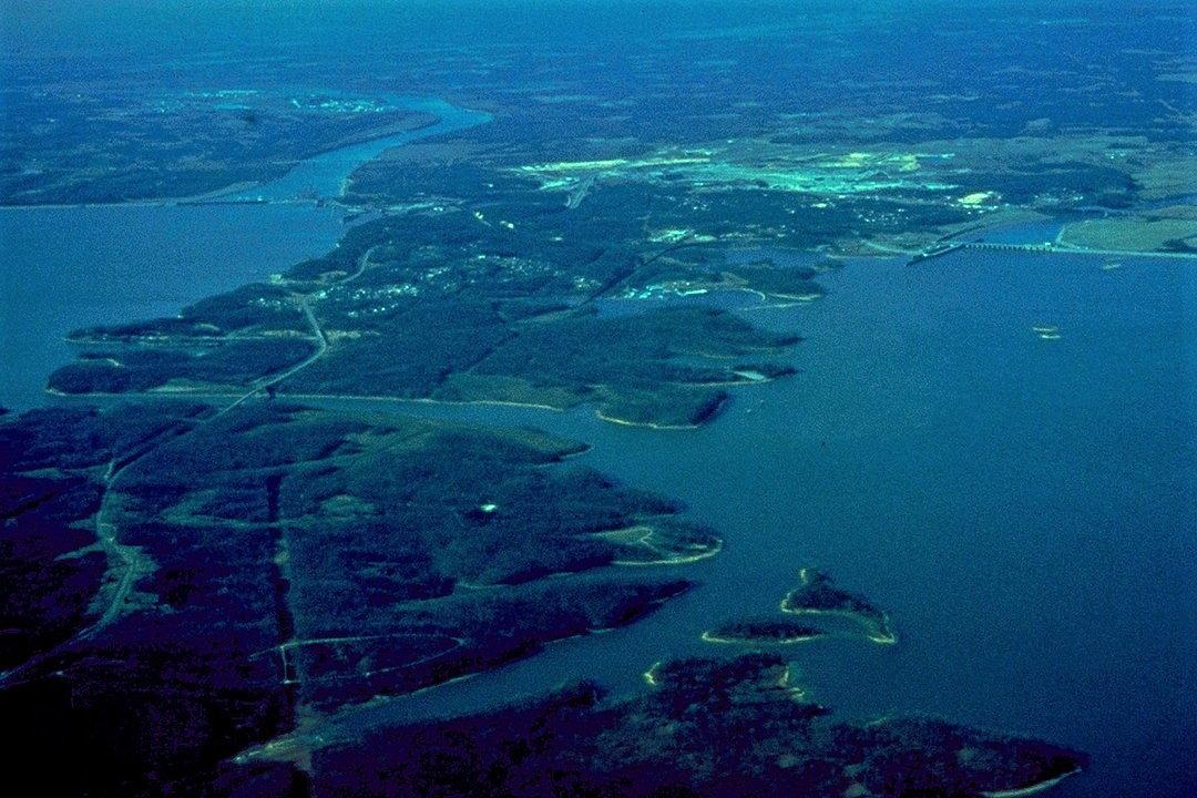 view of Kentucky Lake
