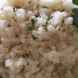 Dryland rice