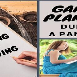 Pandemic gardening tips