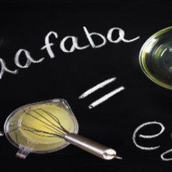 aquafaba measurement for one egg