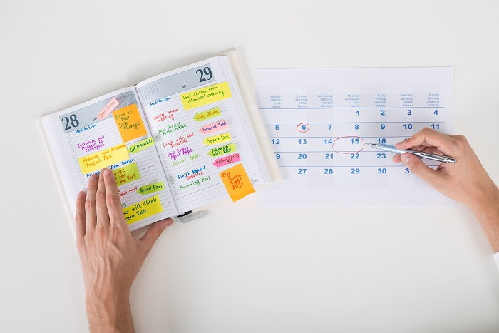 creating a harvest schedule