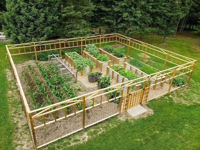 first place garden
