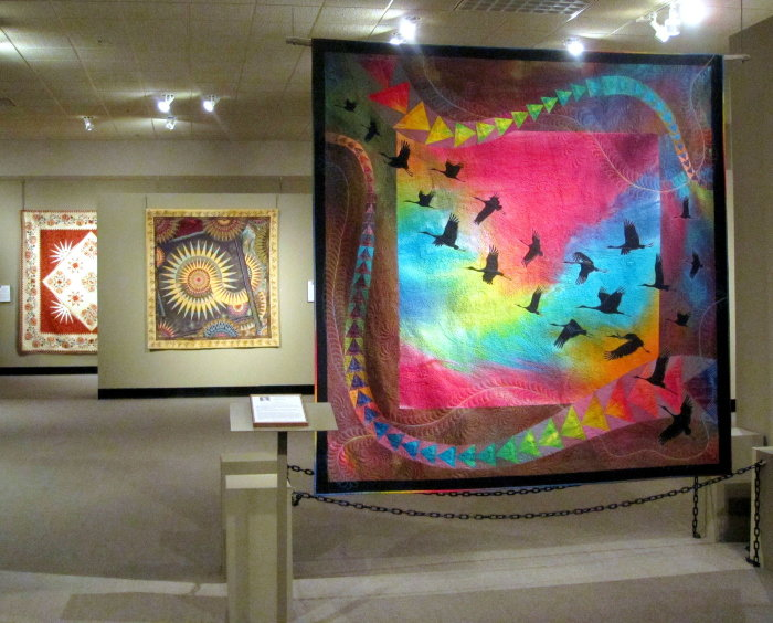 quilts in the Museum