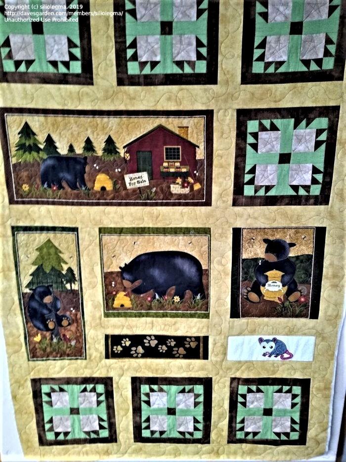 farmyard quilt