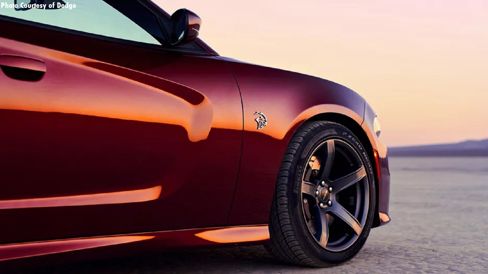New 2019 Charger Hellcat Gets New Bits and Pieces