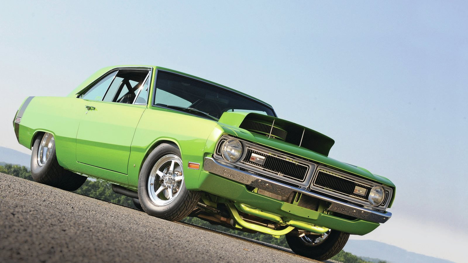 1970 Dodge Dart Swinger Drag Racer