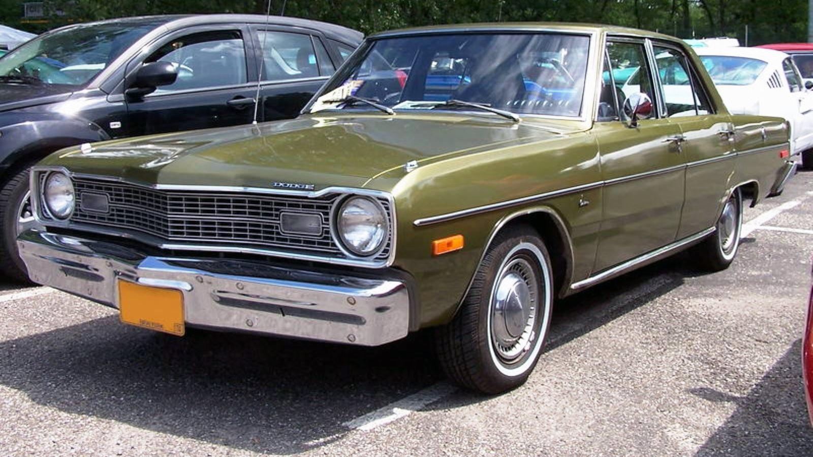 1974 Dodge Dart Sedan