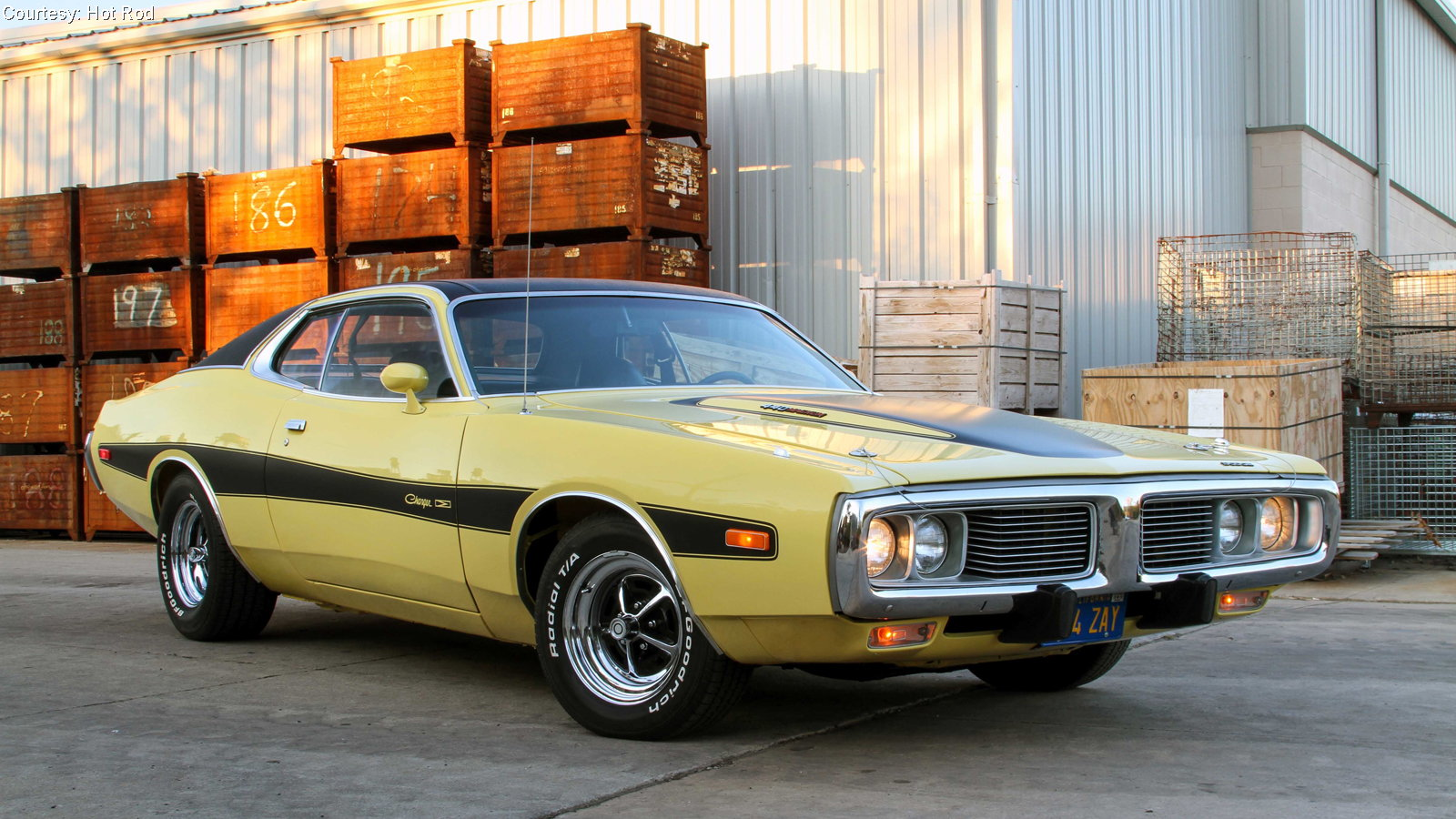 Do You Recognize this 1974 Movie Lot Charger?