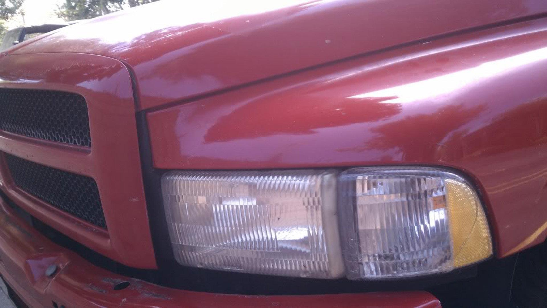 Dodge Ram: How to Adjust Headlights   Dodgeforum