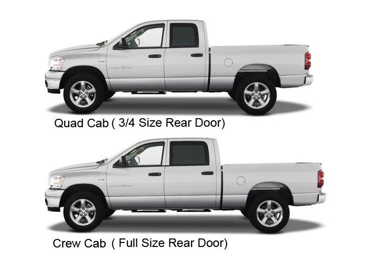 Crew Cab Vs Quad Cab >> Dodge Ram 2009-Present Crew Cab vs Quad Cab - Dodgeforum