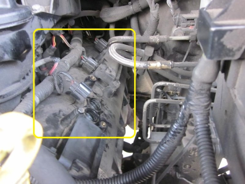 Weatherpoof Starter Ignition Switch in addition Watch likewise Watch together with Altima Cam Sensor Test 1 as well 720624 2008 Lexus Rx 350 Knock Sensor Location. on jeep ignition coil replacement